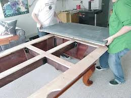 Pool table moves in Baton Rouge Louisiana