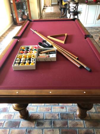 Pool Tables For Sale Louisiana Sell A Pool Table In Baton Rouge - Brunswick manchester pool table