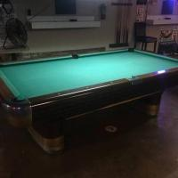 1946 Brunswick 100th Anniversary Pool Table