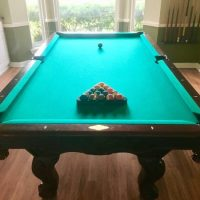Wold Of Leisure Pool Table