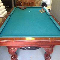 Gandy Billiard Pool Table