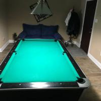 Valley Pool Table 7Ft